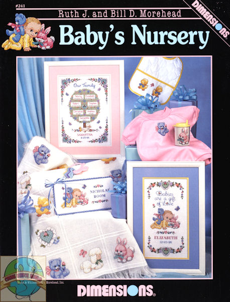 Dimensions  241  Baby end Nursery (458x600, 77Kb)