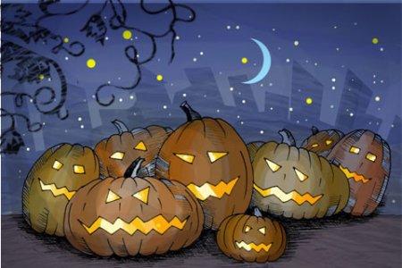 """Конкурс """"Страшная история на Хэллоуин"""""""