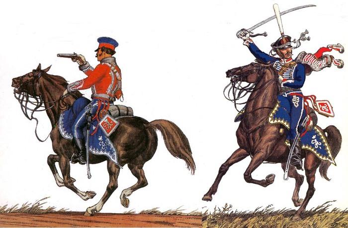 11 белорусские гусары (700x459, 99Kb)