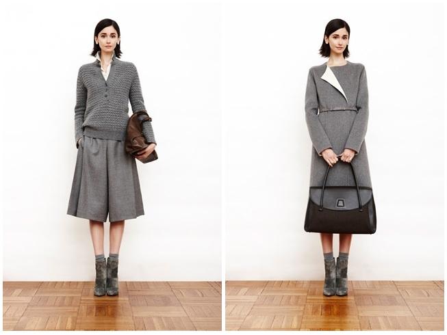 Лукбук Женская Деловая Одежда