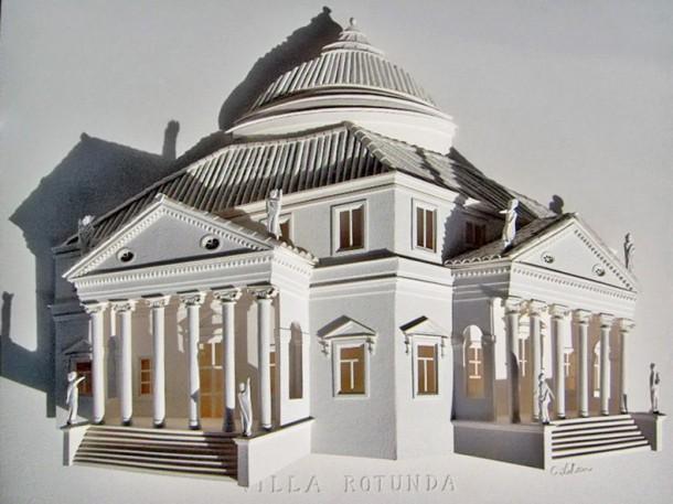 Бумажная архитектура Кристины