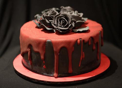 Стильные торты с днем рождения