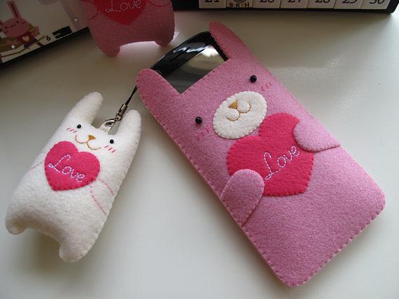 чехол для телефона... / Handmade / Чехлы для телефонов, косметички, кошельки,... / Pinme.ru / Mэм СМ