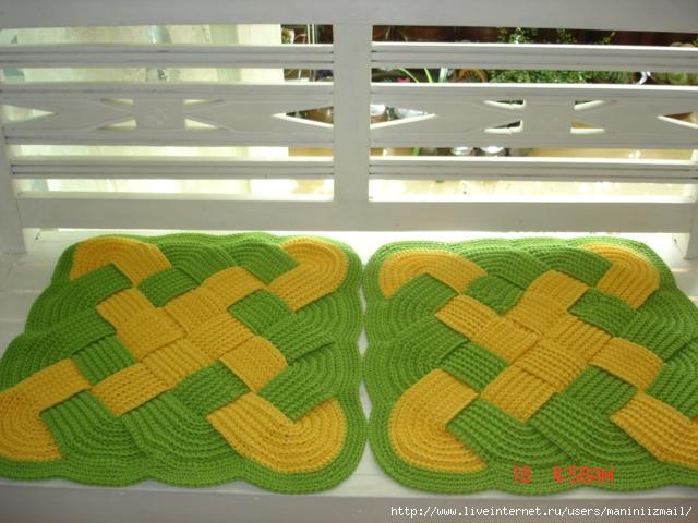 Связать чехлы на стулья