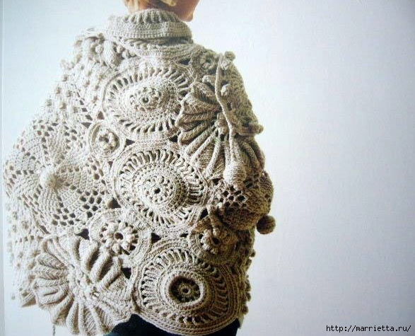модели вязание большие размеры вязание модели женских кофт.