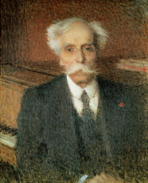 Gabriel Faure Габриэль Форе
