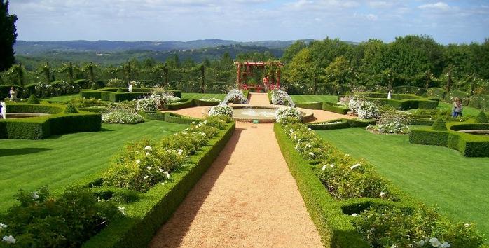 Сады поместья Эриньяк /Les Jardins du Manoir D'Eyrignac 38333