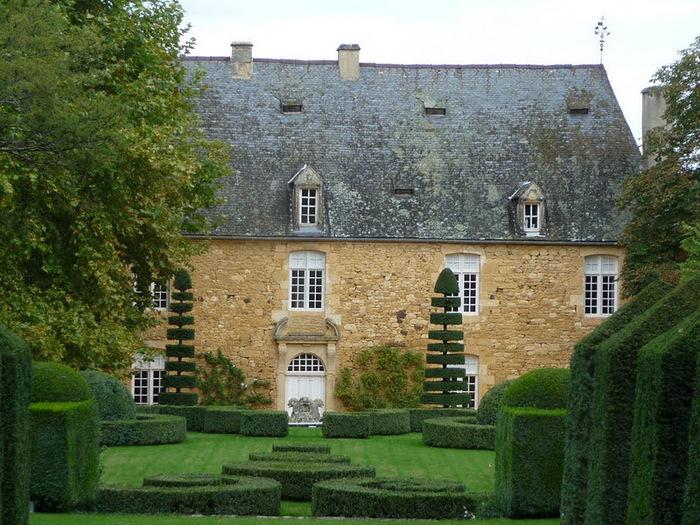 Сады поместья Эриньяк /Les Jardins du Manoir D'Eyrignac 17270