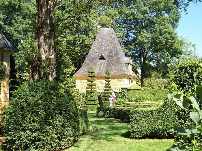Сады поместья Эриньяк /Les Jardins du Manoir D'Eyrignac 79692