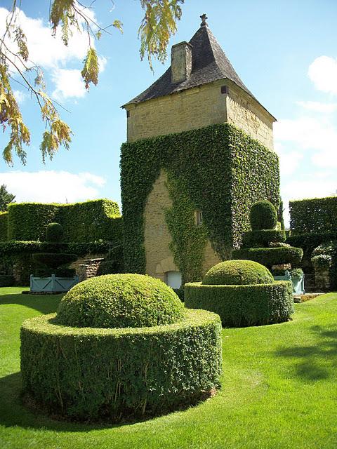 Сады поместья Эриньяк /Les Jardins du Manoir D'Eyrignac 50625