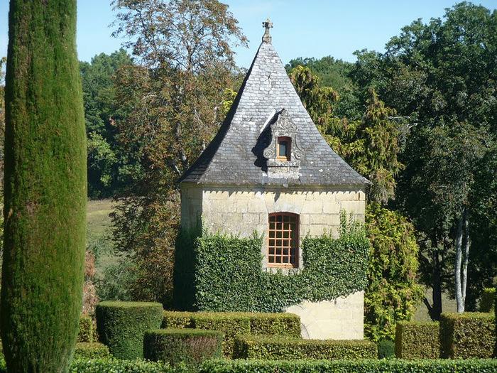 Сады поместья Эриньяк /Les Jardins du Manoir D'Eyrignac 46369