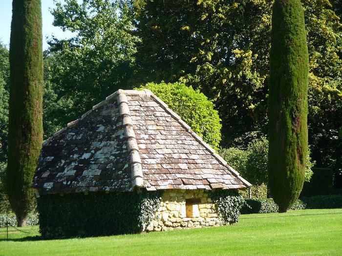 Сады поместья Эриньяк /Les Jardins du Manoir D'Eyrignac 74086