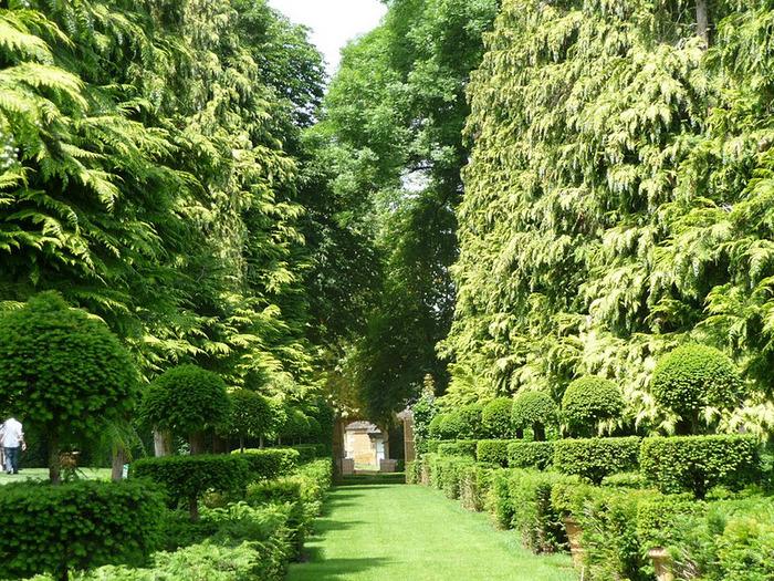 Сады поместья Эриньяк /Les Jardins du Manoir D'Eyrignac 58356