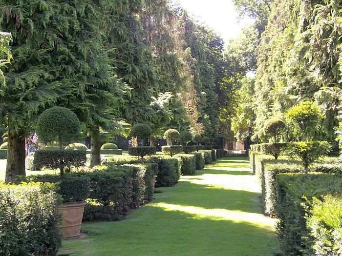 Сады поместья Эриньяк /Les Jardins du Manoir D'Eyrignac 81677