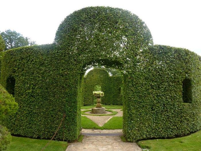 Сады поместья Эриньяк /Les Jardins du Manoir D'Eyrignac 20306