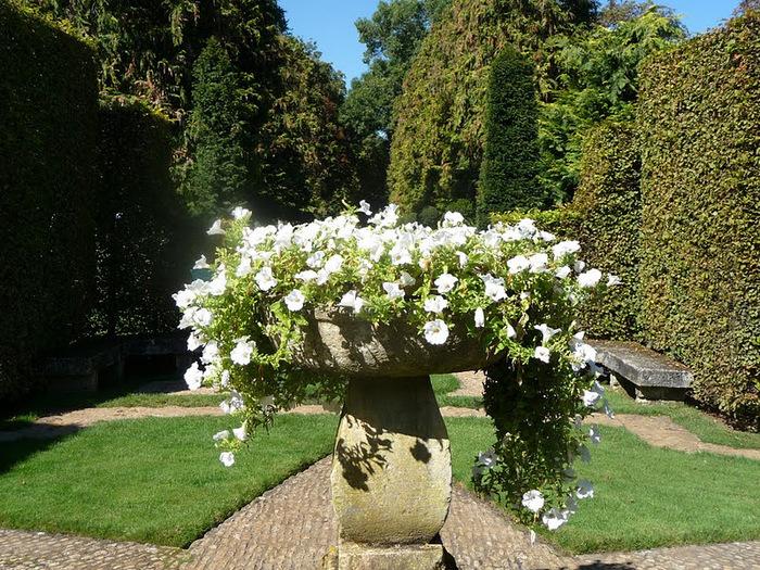 Сады поместья Эриньяк /Les Jardins du Manoir D'Eyrignac 76821