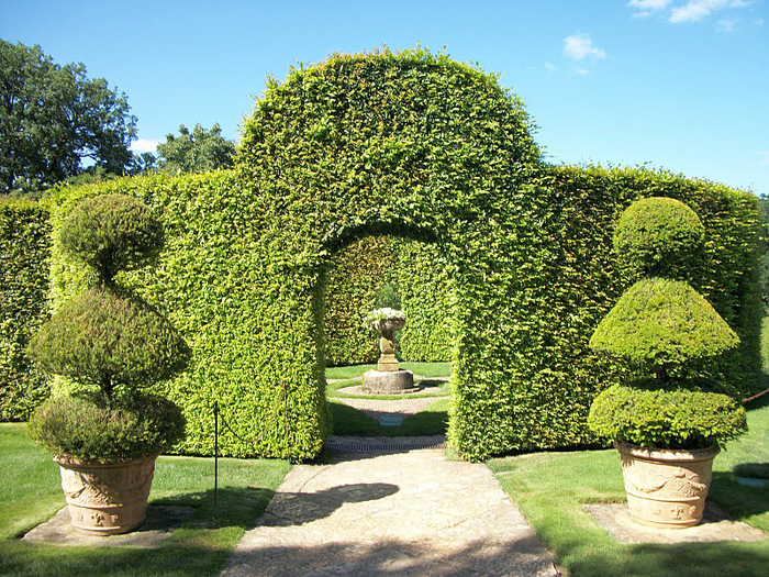 Сады поместья Эриньяк /Les Jardins du Manoir D'Eyrignac 21004