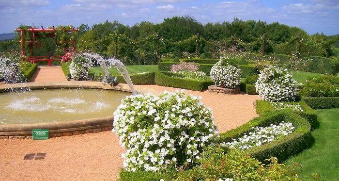 Сады поместья Эриньяк /Les Jardins du Manoir D'Eyrignac 61673