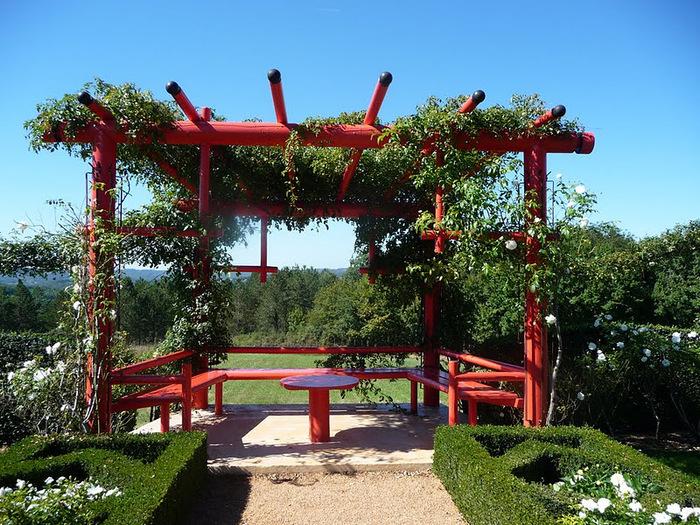 Сады поместья Эриньяк /Les Jardins du Manoir D'Eyrignac 52997
