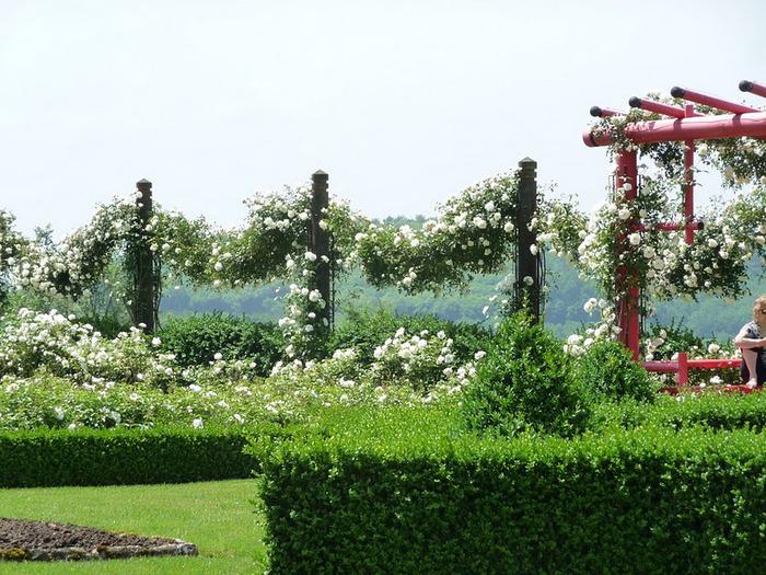 Сады поместья Эриньяк /Les Jardins du Manoir D'Eyrignac 43817