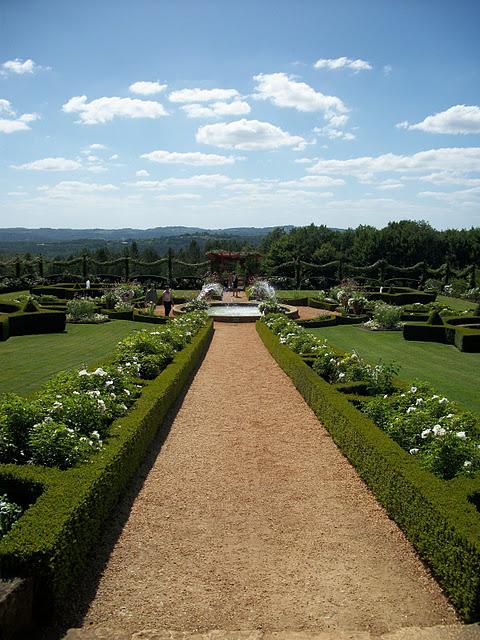 Сады поместья Эриньяк /Les Jardins du Manoir D'Eyrignac 45976