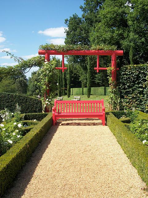 Сады поместья Эриньяк /Les Jardins du Manoir D'Eyrignac 32885