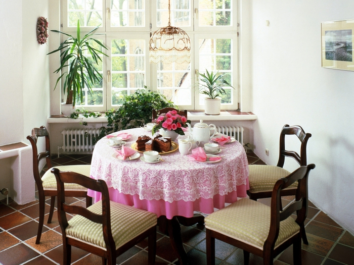 Tuscan dining room tables