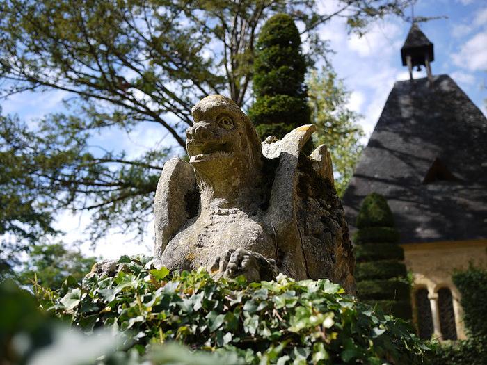 Сады поместья Эриньяк /Les Jardins du Manoir D'Eyrignac 69862