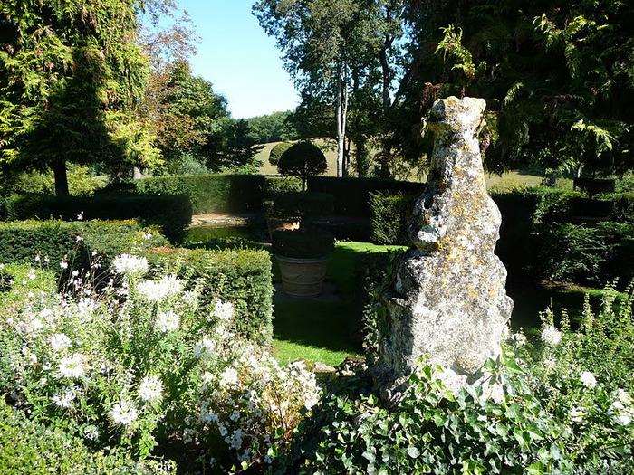 Сады поместья Эриньяк /Les Jardins du Manoir D'Eyrignac 26950