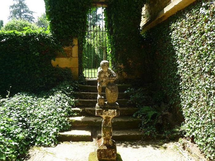 Сады поместья Эриньяк /Les Jardins du Manoir D'Eyrignac 82029