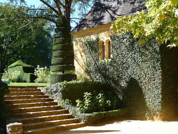 Сады поместья Эриньяк /Les Jardins du Manoir D'Eyrignac 89025
