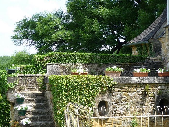 Сады поместья Эриньяк /Les Jardins du Manoir D'Eyrignac 17214