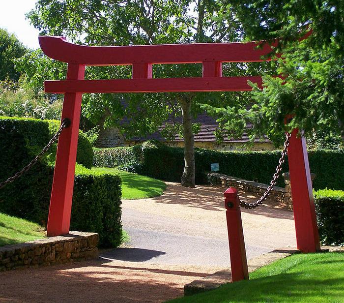 Сады поместья Эриньяк /Les Jardins du Manoir D'Eyrignac 58783