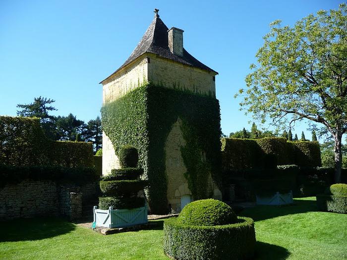 Сады поместья Эриньяк /Les Jardins du Manoir D'Eyrignac 63266