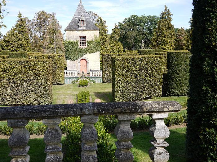 Сады поместья Эриньяк /Les Jardins du Manoir D'Eyrignac 47603