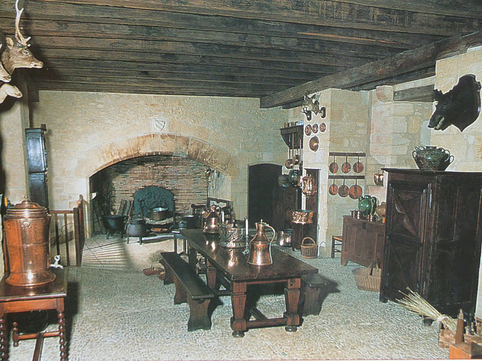 Замок Фенелон (Fenelon) 85956