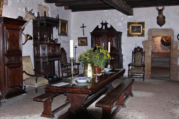Замок Фенелон (Fenelon) 68465