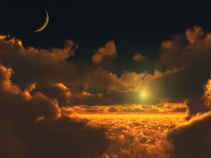 1011_2 закат сквозь облака (700x525, 33Kb)