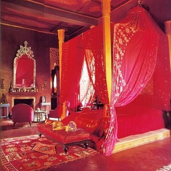 Виллы кадири в марокканском стиле