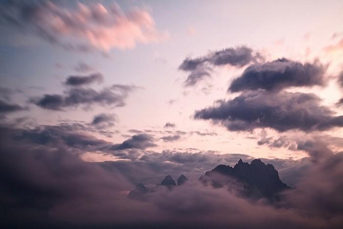 Дивные фотопейзажи от Matteo Zanvettor