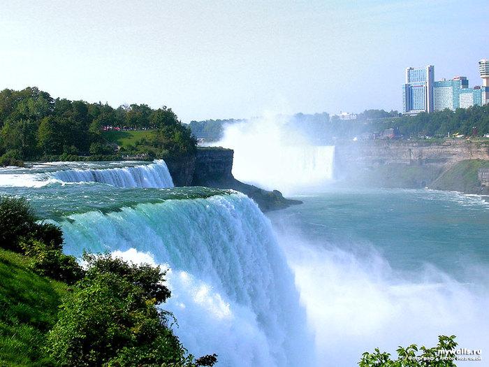 Фото водопад 2