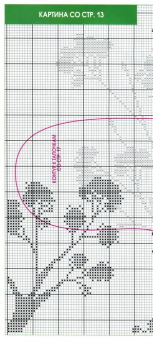 十字绣图解(15) - 柳芯飘雪 - 柳芯飘雪的博客