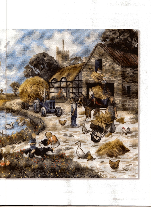 Cross Stitch Collection Issue 175 027 (508x700, 307Kb)