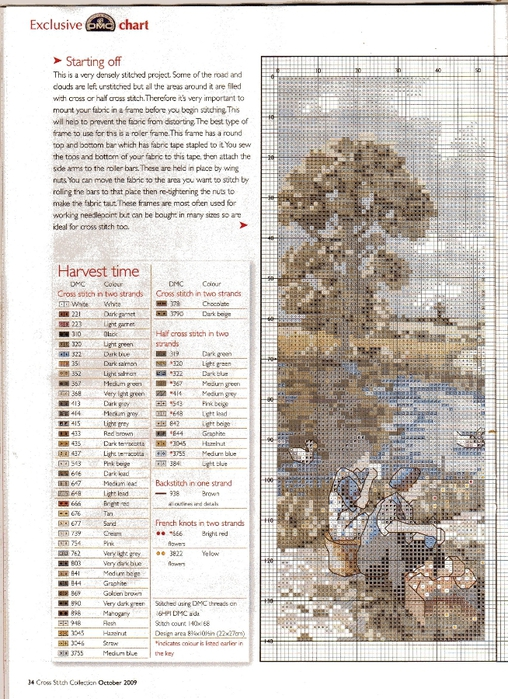 Cross Stitch Collection Issue 175 028 (508x700, 332Kb)