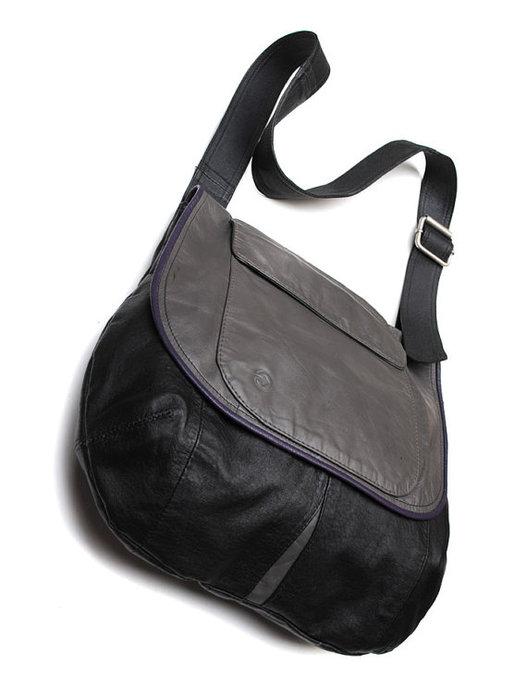 как сшить маленькую сумку на длинном ремешке