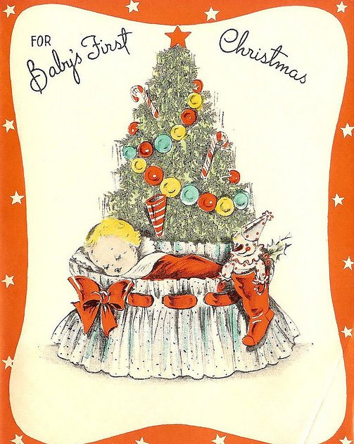 Картинки английских открыток на новый год