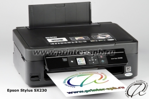 МФУ Epson Stylus SX230