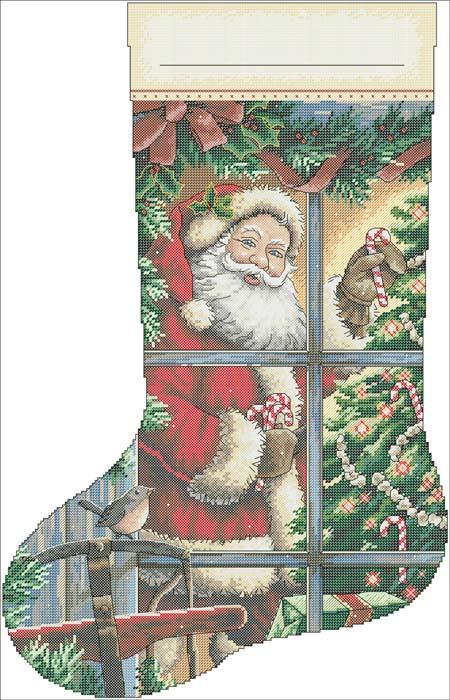 Часть 49 - Сапожки новогодние