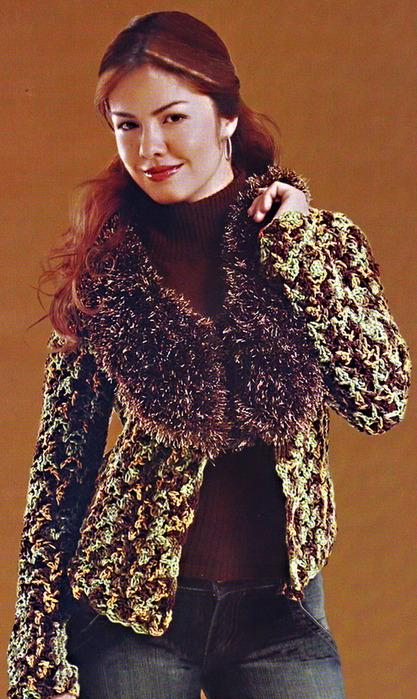 Фото из категорий: Наталья пелых вязание и Бисером запорошило створки...