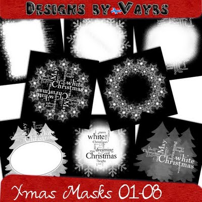 DBV Xmas Masks 01-08 prev (400x400, 40Kb)